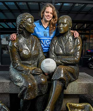 AIG are proudly sponsoring the Dubs