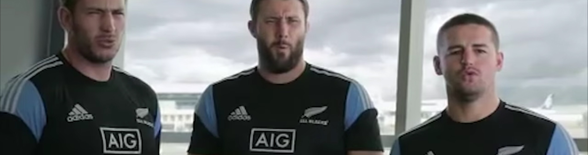 All Blacks Travel Insurance TV Spot