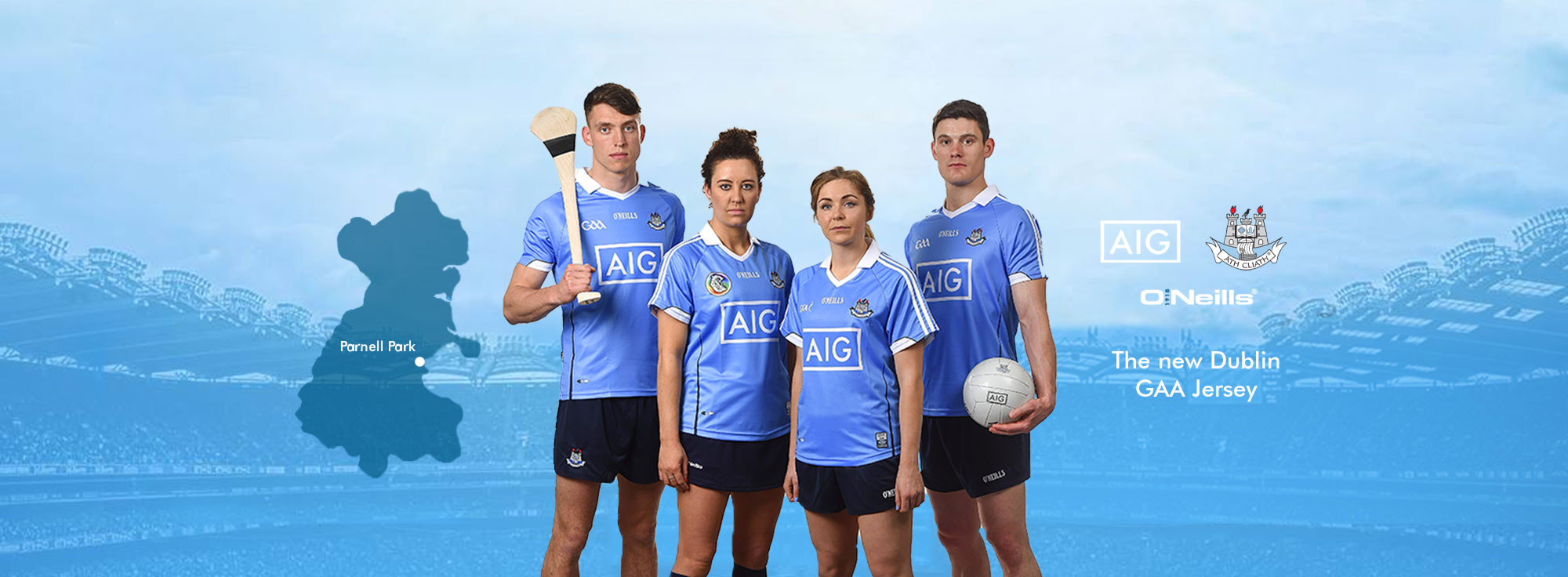 The New Dublin Jersey 2016