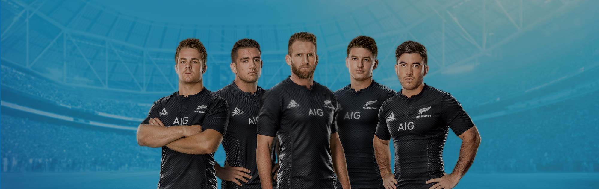 AIG All Blacks Merchandise Competition