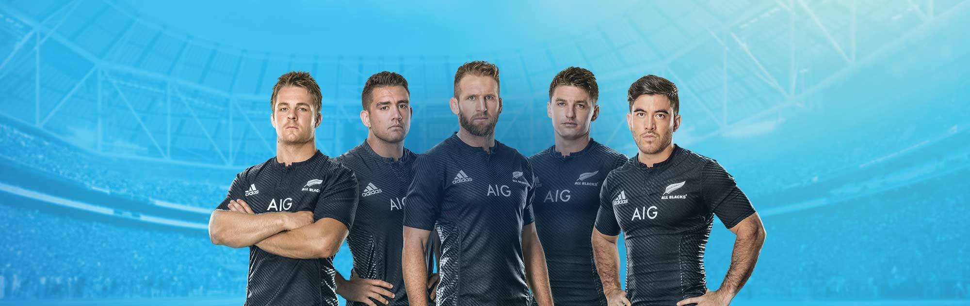 AIG & the All Blacks