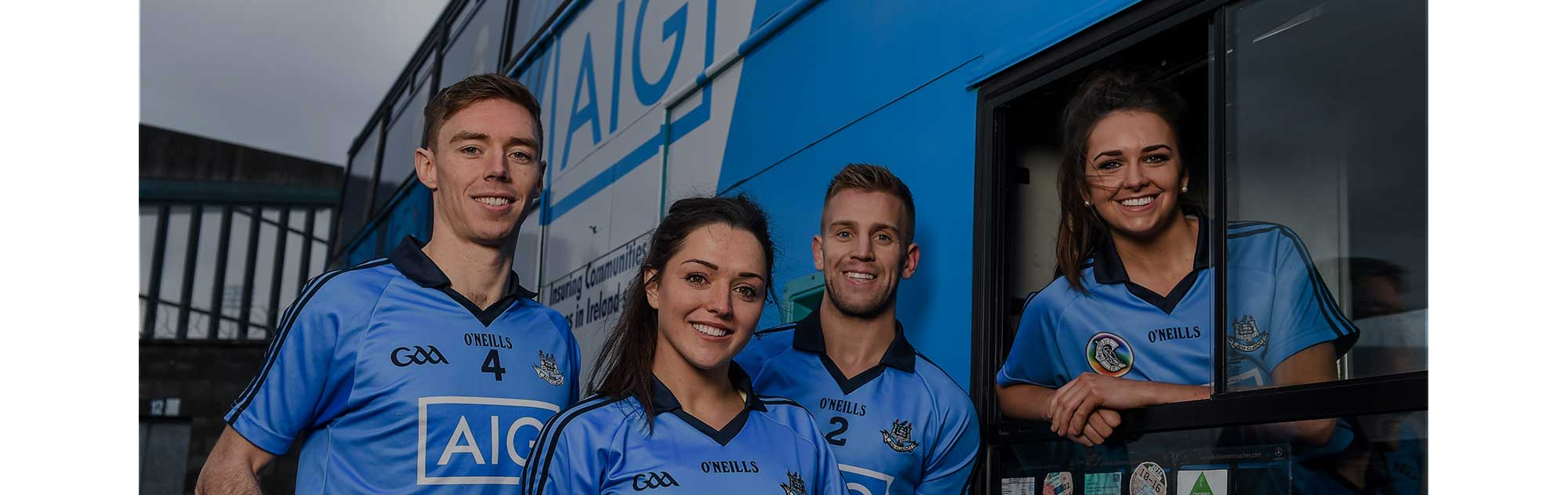 Dublin GAA and AIG Ireland
