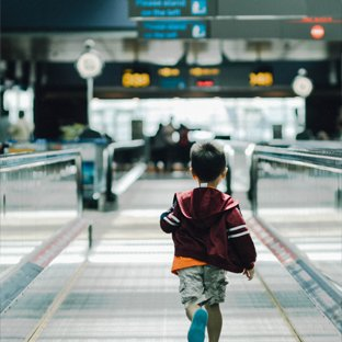 Top Tips For Travelling With Kids And Staying Sane!