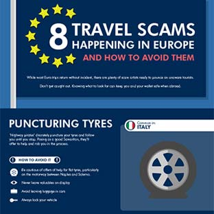 8 Travel Scams Happening Right Now in Europe and How to Avoid Them