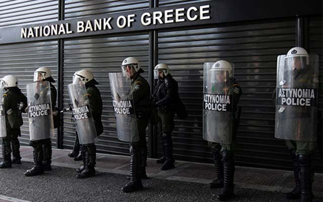 Greek crisis travel tips
