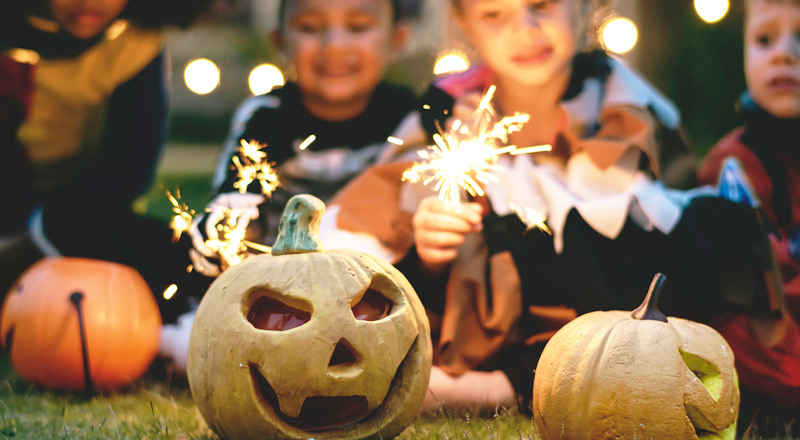 Halloween Events for Kids in Dublin