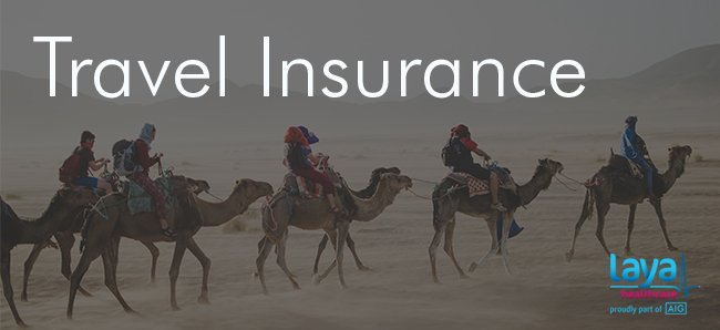 Laya Travel Insurance with coverage that will suit your next adventure.
