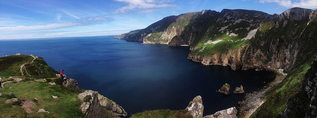 The Wild Atlantic Way's wonderful views