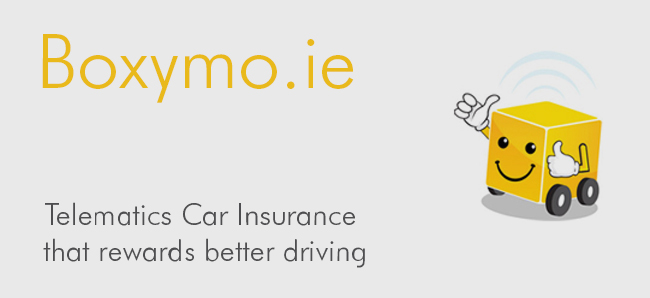 BoxyMo.ie - telematics car insurance which rewards better driving