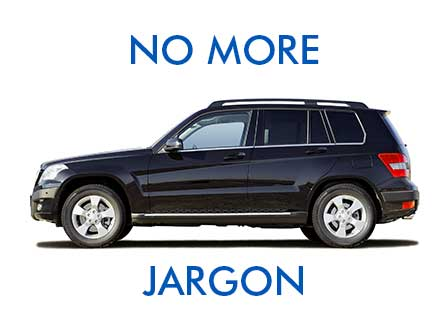 No More Jargon