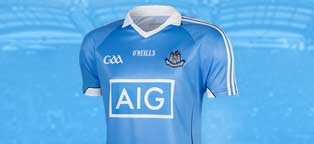 New Dublin GAA Jersey Unveiled - Press Release