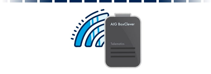AIG box clever for young drivers