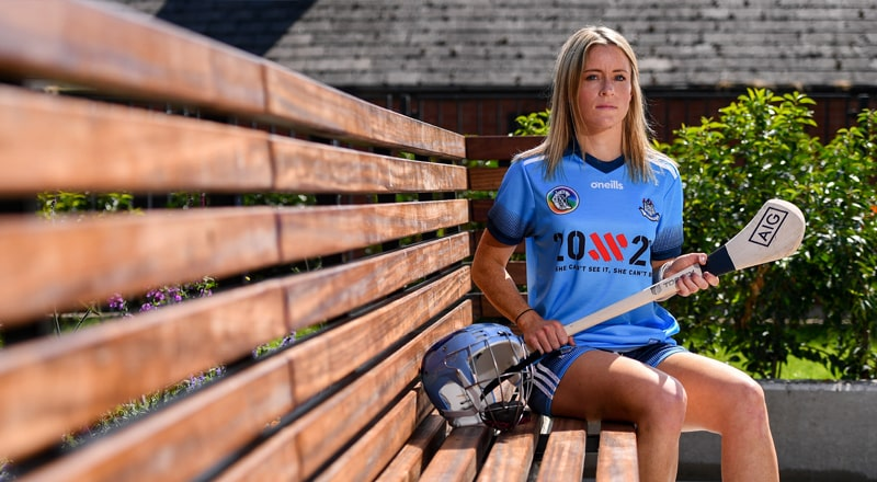 Camogie in 20x20 Jersey