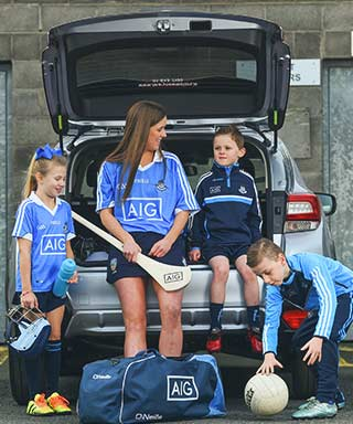 Exclusive car discount to Dublin GAA Club Members with AIG