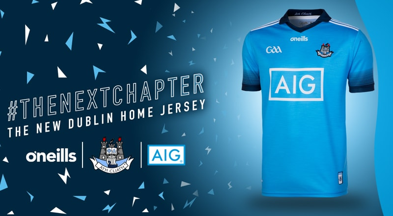 New Dublin Jersey Launched.
