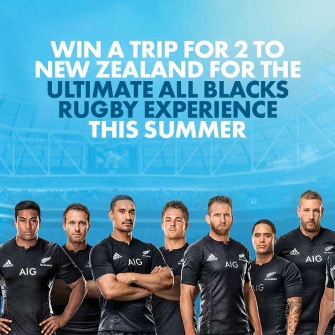 Ultimate All Blacks Rugby Experience