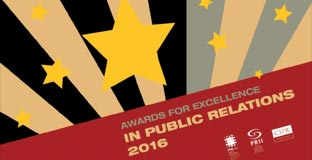 Awards for Excellence in Public Relations 2016