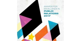 Awards for Excellence in Public Relations 2017