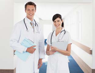 We have renowned doctors to help you when you need it.