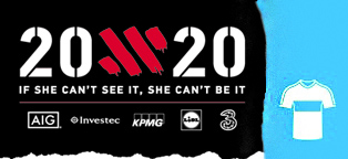 20x20 New Initiative for Women in Sport
