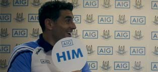 Bernard Brogan & Darren Daly play 'Him or Me'