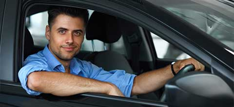 Car Insurance for Men Tile