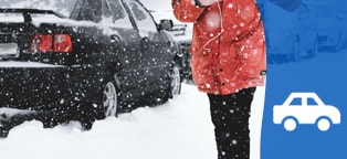Tips for driving in snow this winter