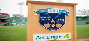 AIG Fenway Hurling Classic and Irish Festival Press Release |AIG Ireland
