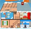 Hibernate Your Home Infographic | AIG Ireland