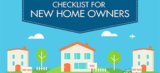 First Time Home Buyer Checklist Infographic| AIG Ireland